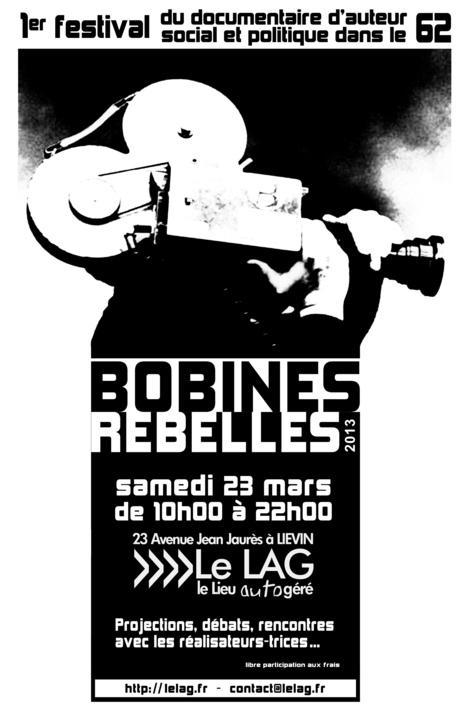 Bobines Rebelles 62